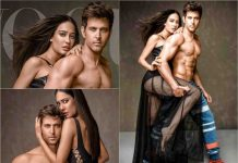 hrithik roshan and lisa haydon shoot images pics photos