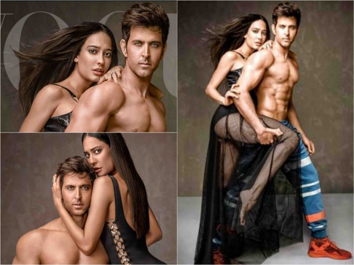 hrithik roshan and lisa haydon shoot images pics photos
