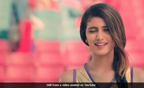 priya prakash ipl ad video