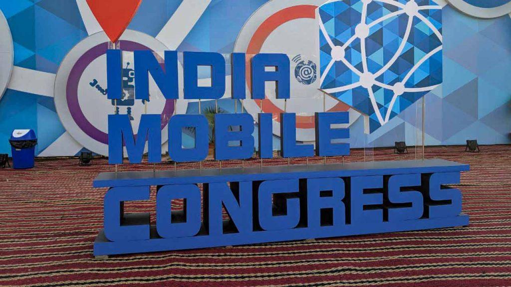 india mobile congress 2018