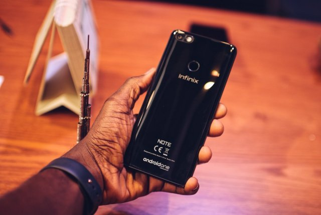infinix note 5 specification