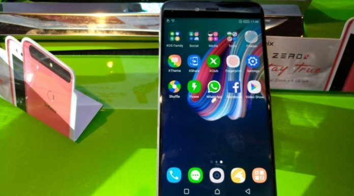 infinix zero 5 first impressions,specification,features,price