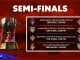 indian super league 2016 semi final fixtures