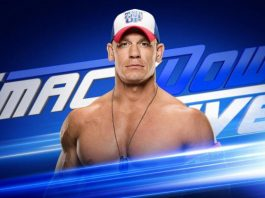 john cena returns in wwe smackdown 27th december 2016