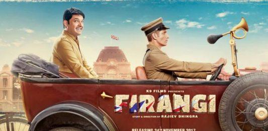 kapil sharma firangi movie poster