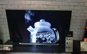 LG ThinQ OLED smart TV