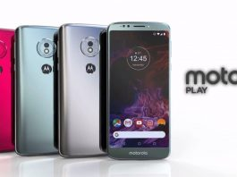 moto g6 plus and play