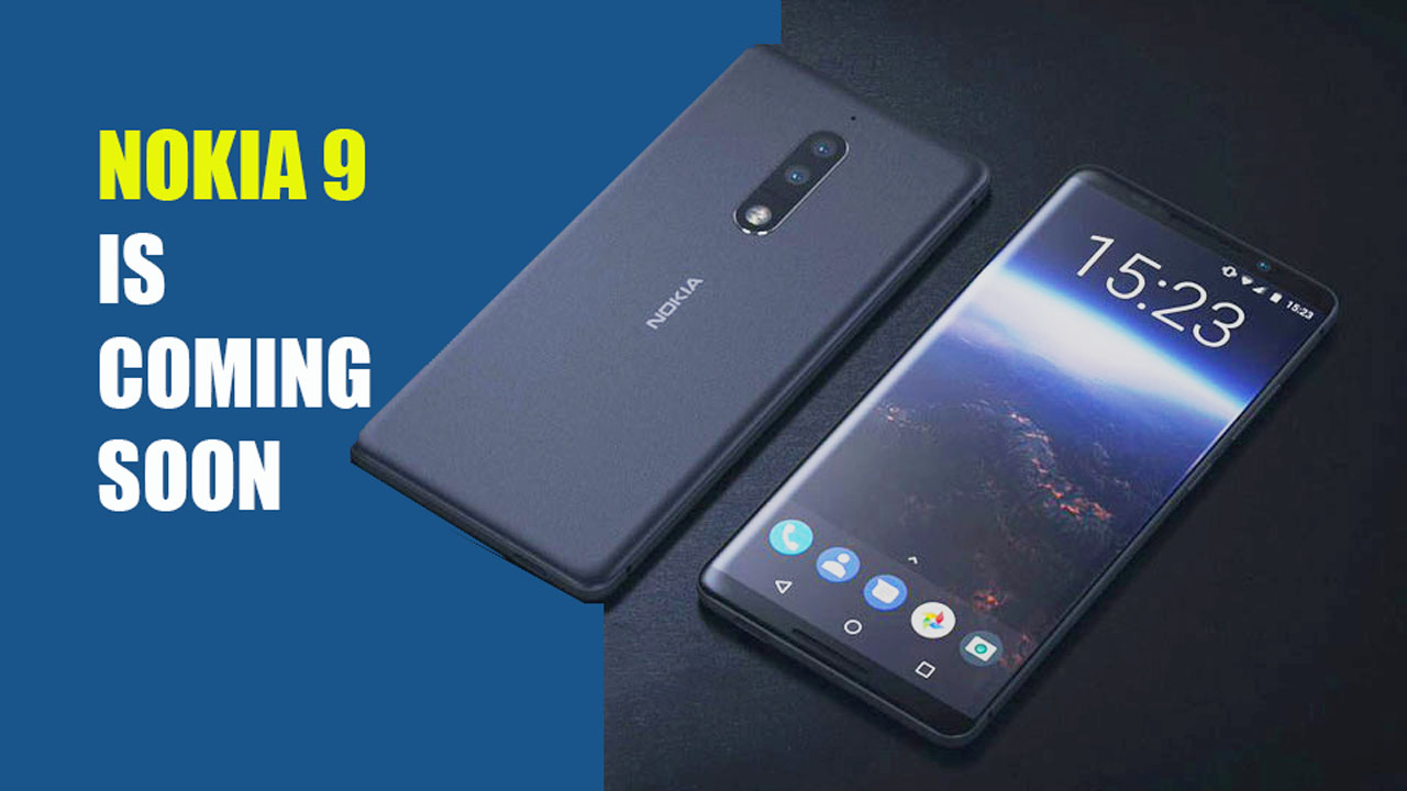 nokia 9 specification