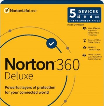 norton 360 anti virus