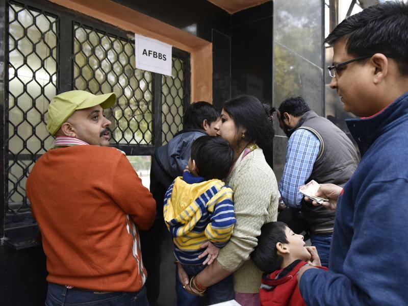 nursery admission start in delhi 2017-18
