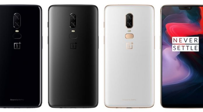 oneplus 6 colour variants