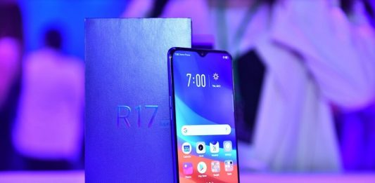oppo r17 pro specification