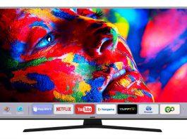 sanyo 4k smart tv price, specification