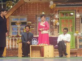 shah rukh khan in the kapil sharma show