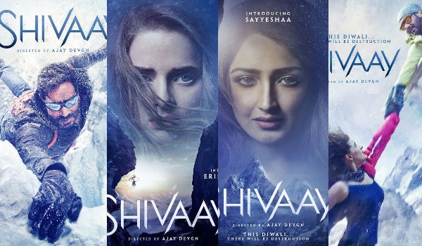 Shivaay movie first day collection