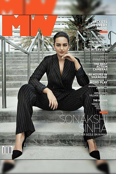 sonakshi sinha denim look images
