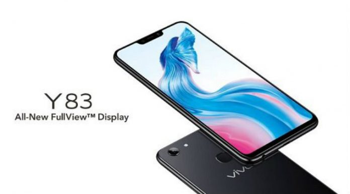 vivo y83 specification features price in india